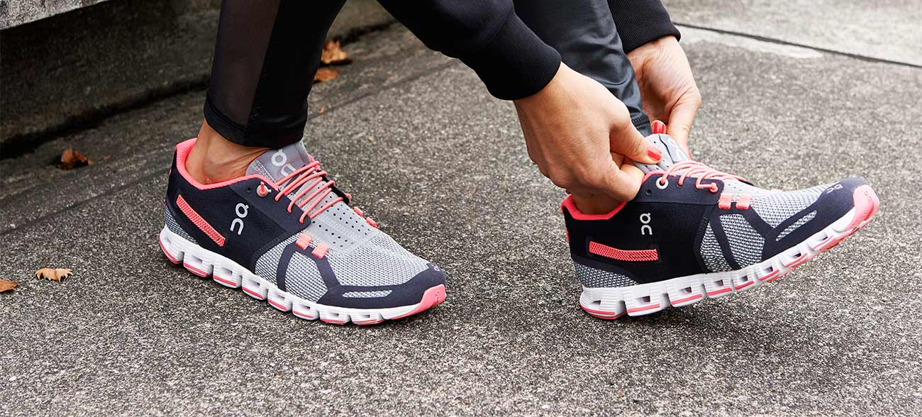 Guide to choose your Running Shoes